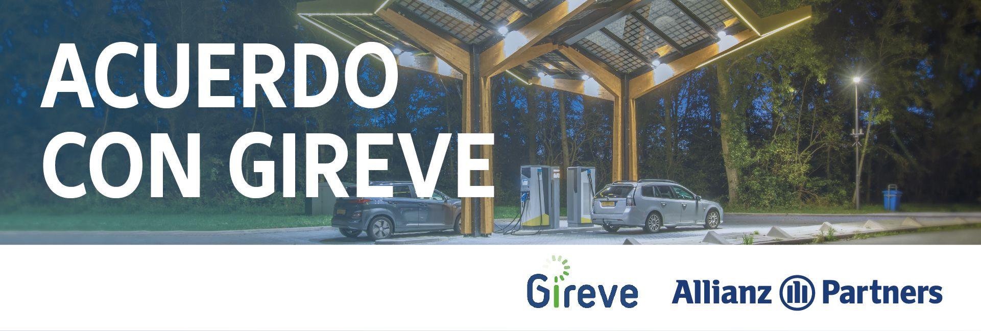 Allianz Partners amplía sus servicios para vehículos eléctricos gracias al acuerdo con la plataforma Gireve