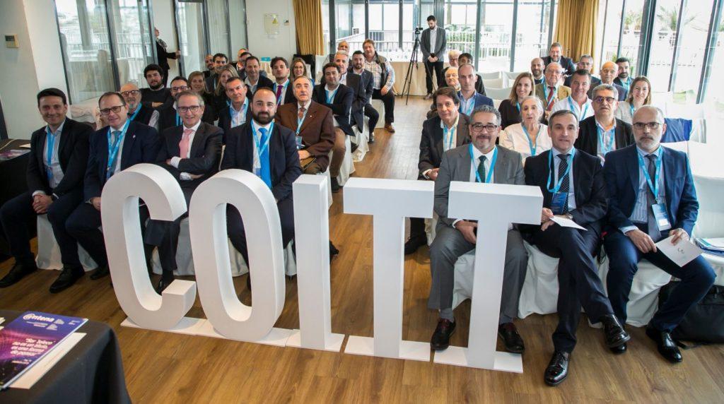 Foto de Asamblea COITT AEGITT
