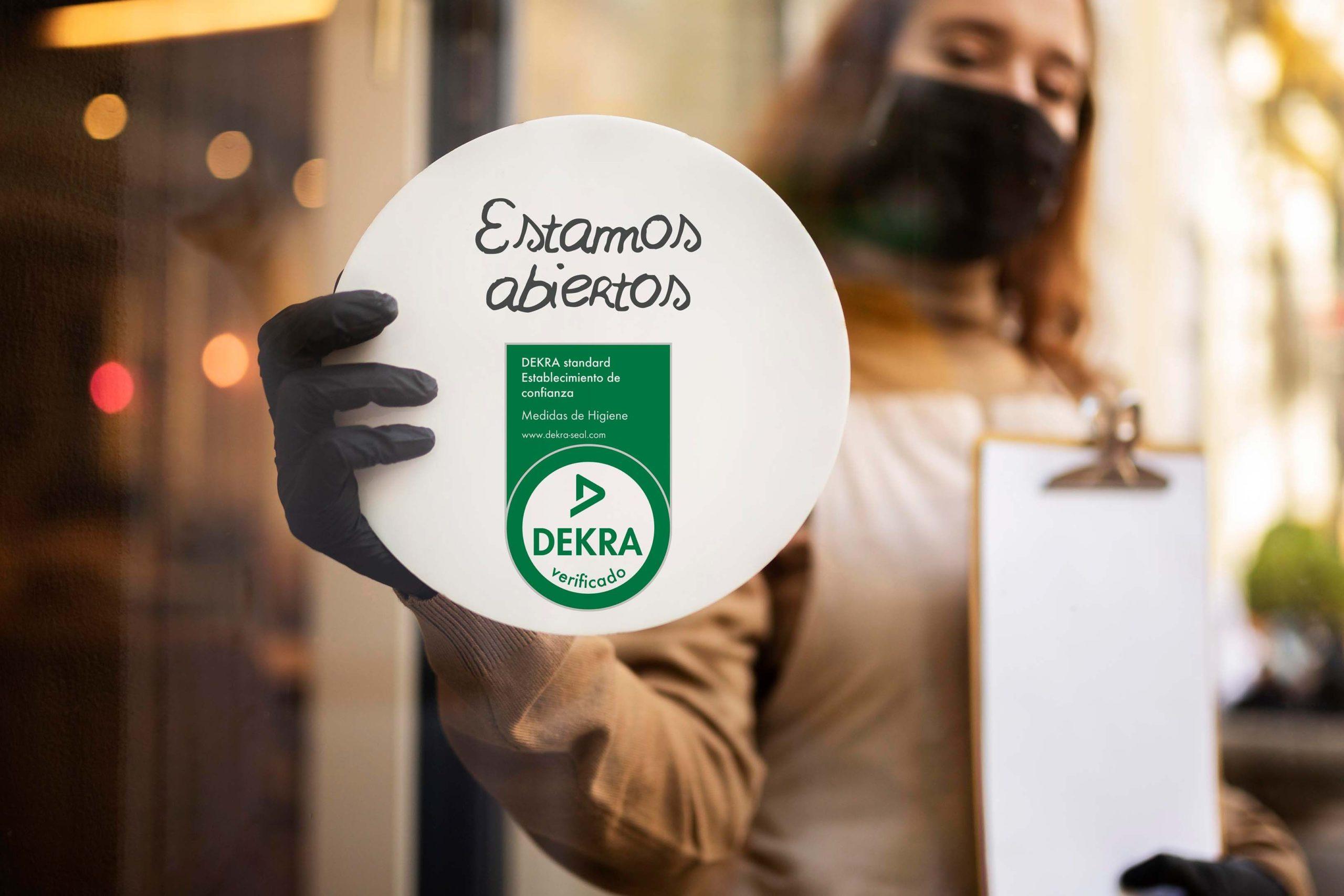 """DEKRA lanza su standard """"establecimiento de confianza"""" para ayudar a los negocios a estar preparados frente al COVID-19"""