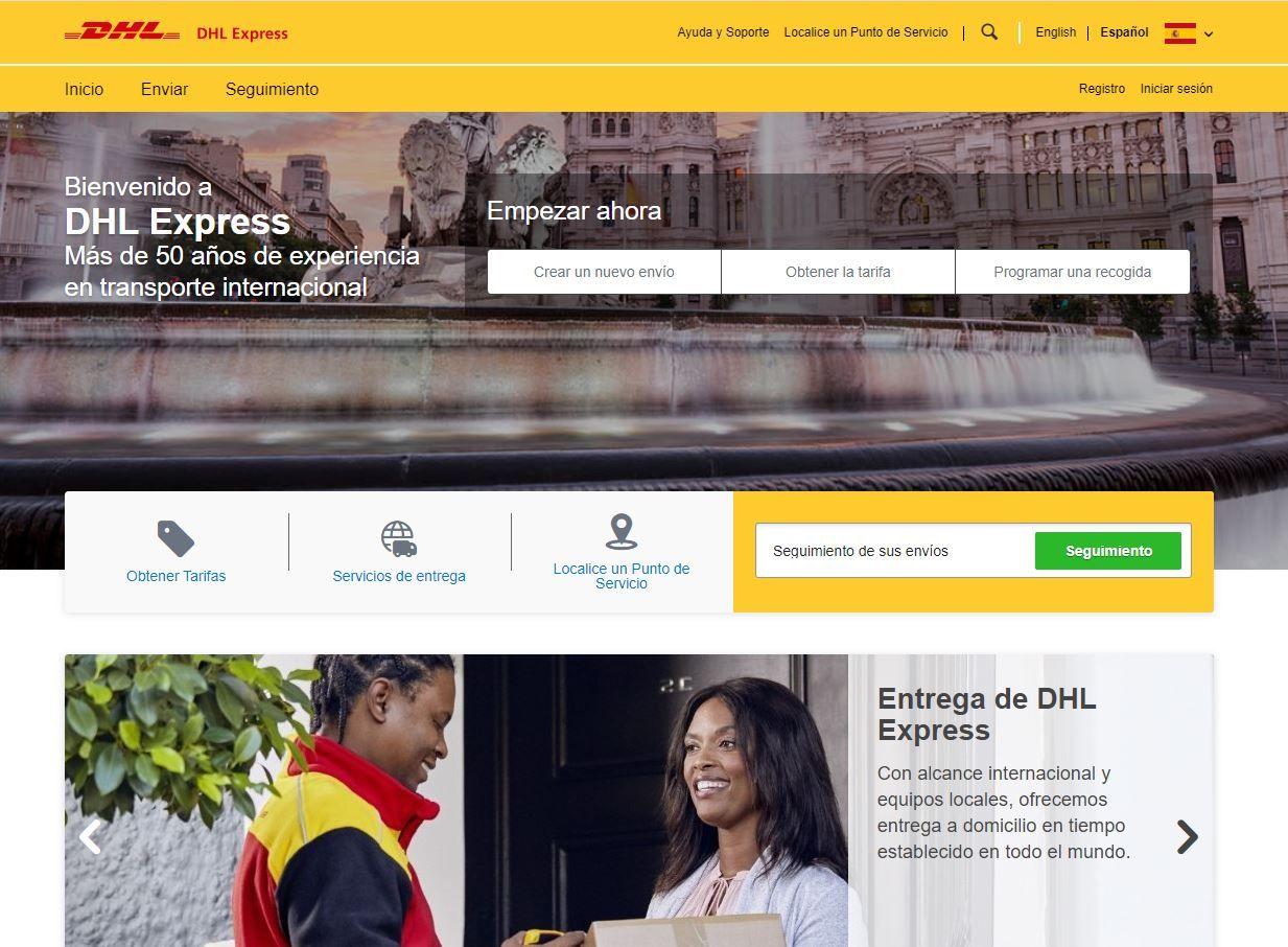 DHL Express centraliza todo el contenido digital en MyDHL+ para mejorar la experiencia del cliente
