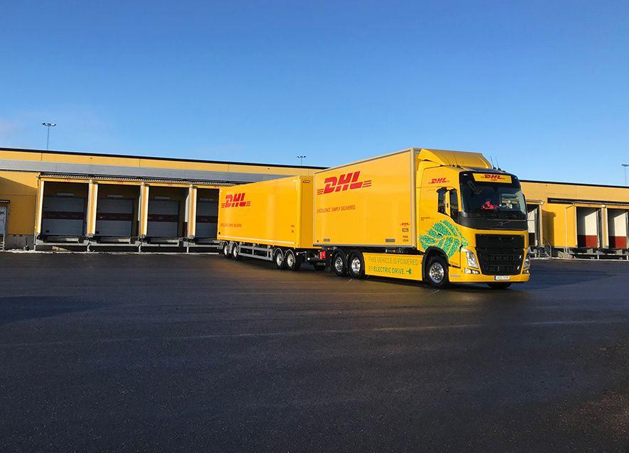 DHL Freight y Volvo Trucks se unen para acelerar la transición energética del transporte por carretera