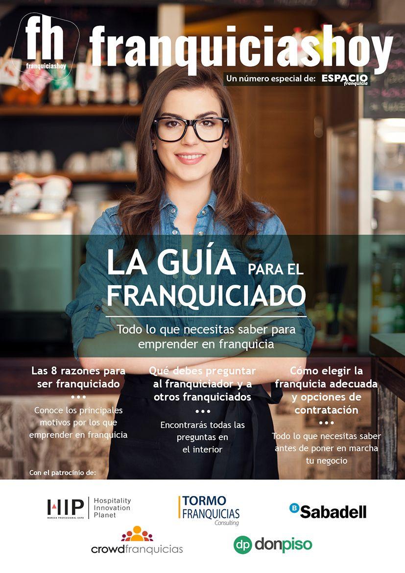 """Franquiciashoy.es presenta la """"Guía para el Franquiciado"""""""