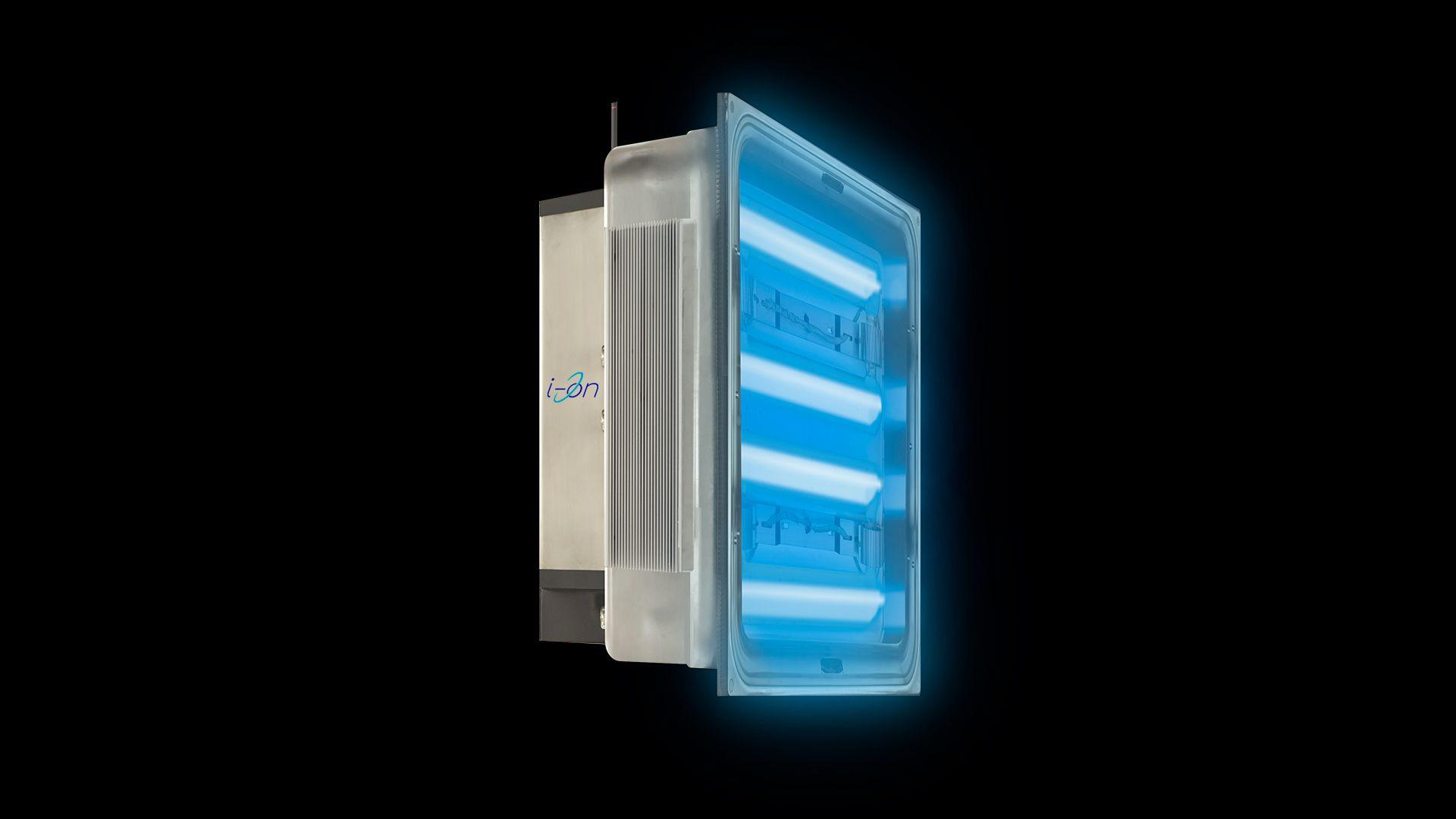 I-ON Air, el único sistema que evita contagios en espacios cerrados, certificado por el INTA y la UCM