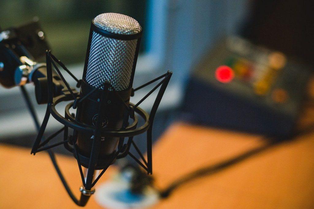 Foto de Estudio de radio