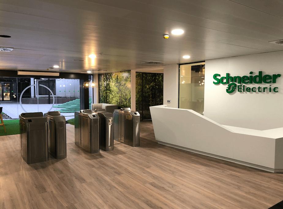 Las oficinas de Schneider Electric en San Sebastián de los Reyes obtienen la certificación WELL