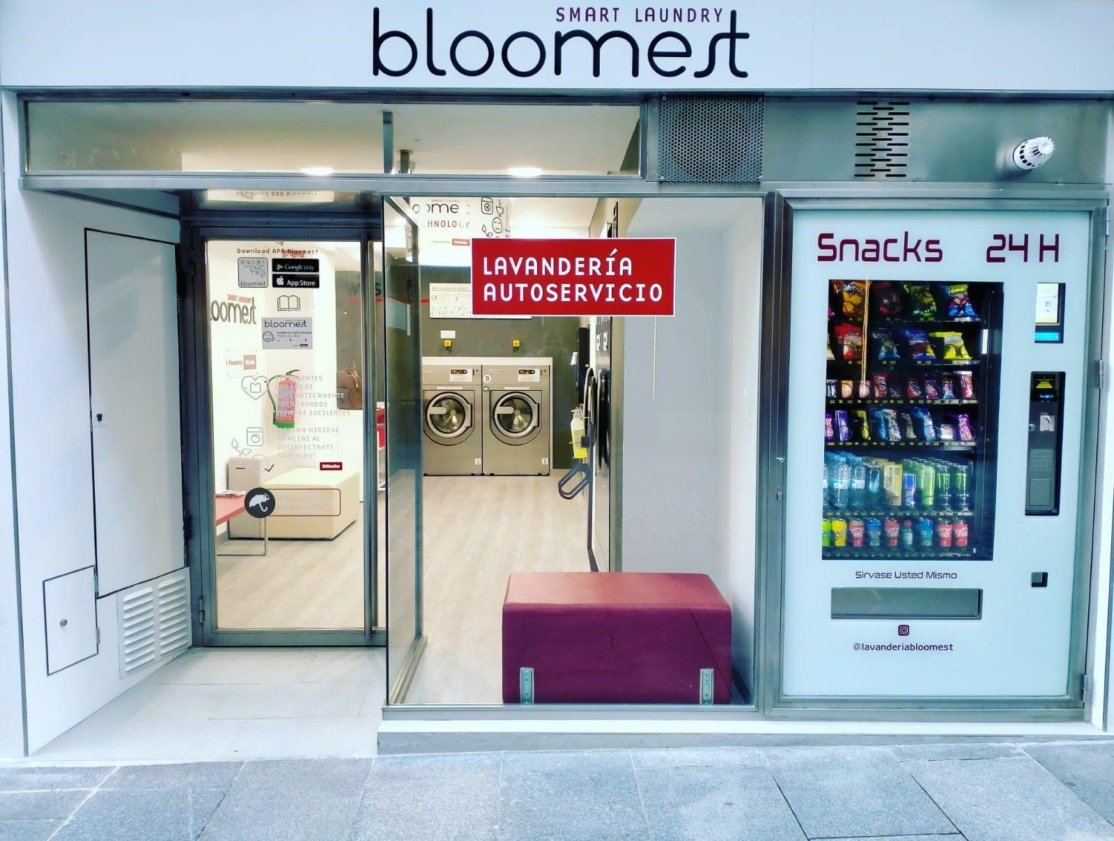 Miele abre la 1ª lavandería autoservicio en Salamanca con previsión de abrir 20 más en Castilla y León