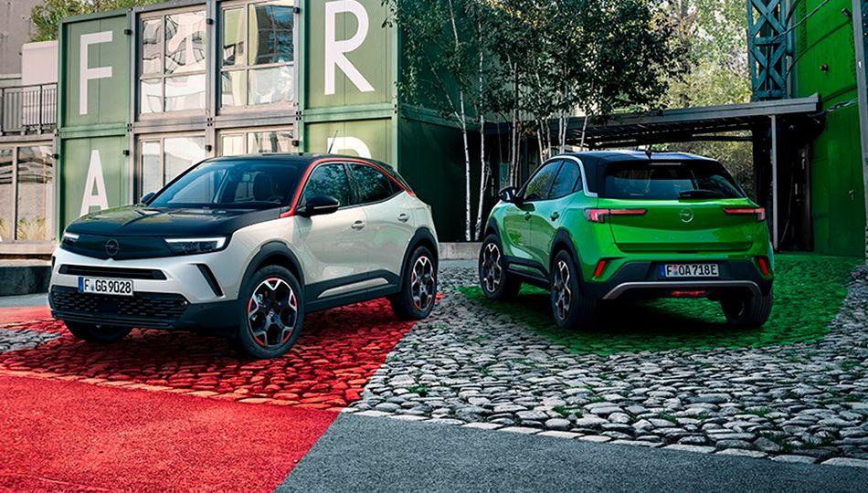 Foto de Nuevo Opel Mokka