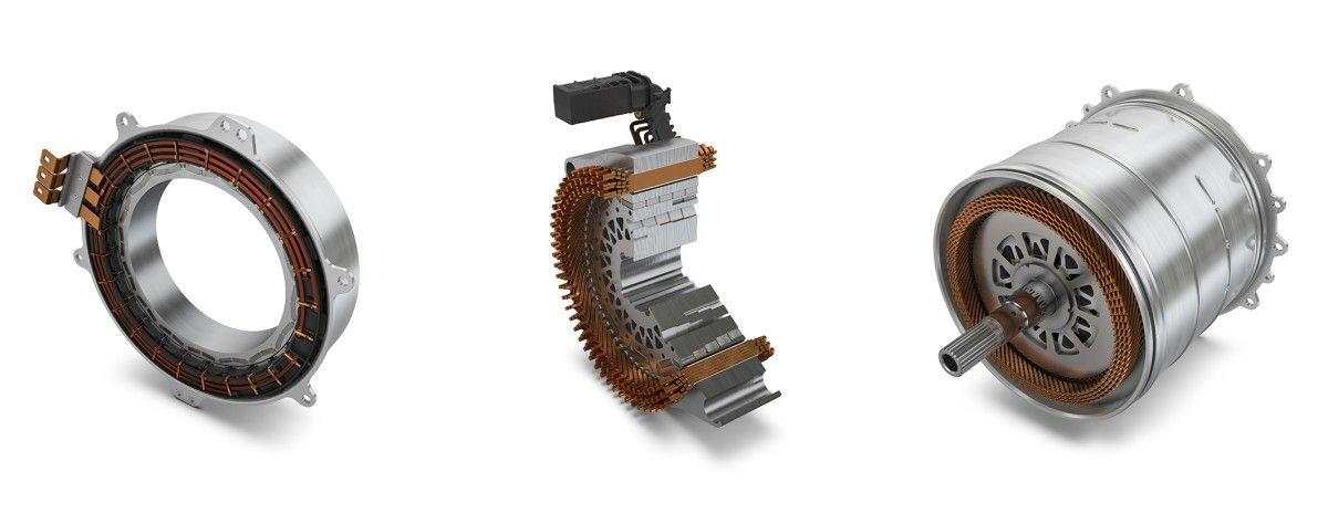 Schaeffler inicia la producción en serie de motores eléctricos