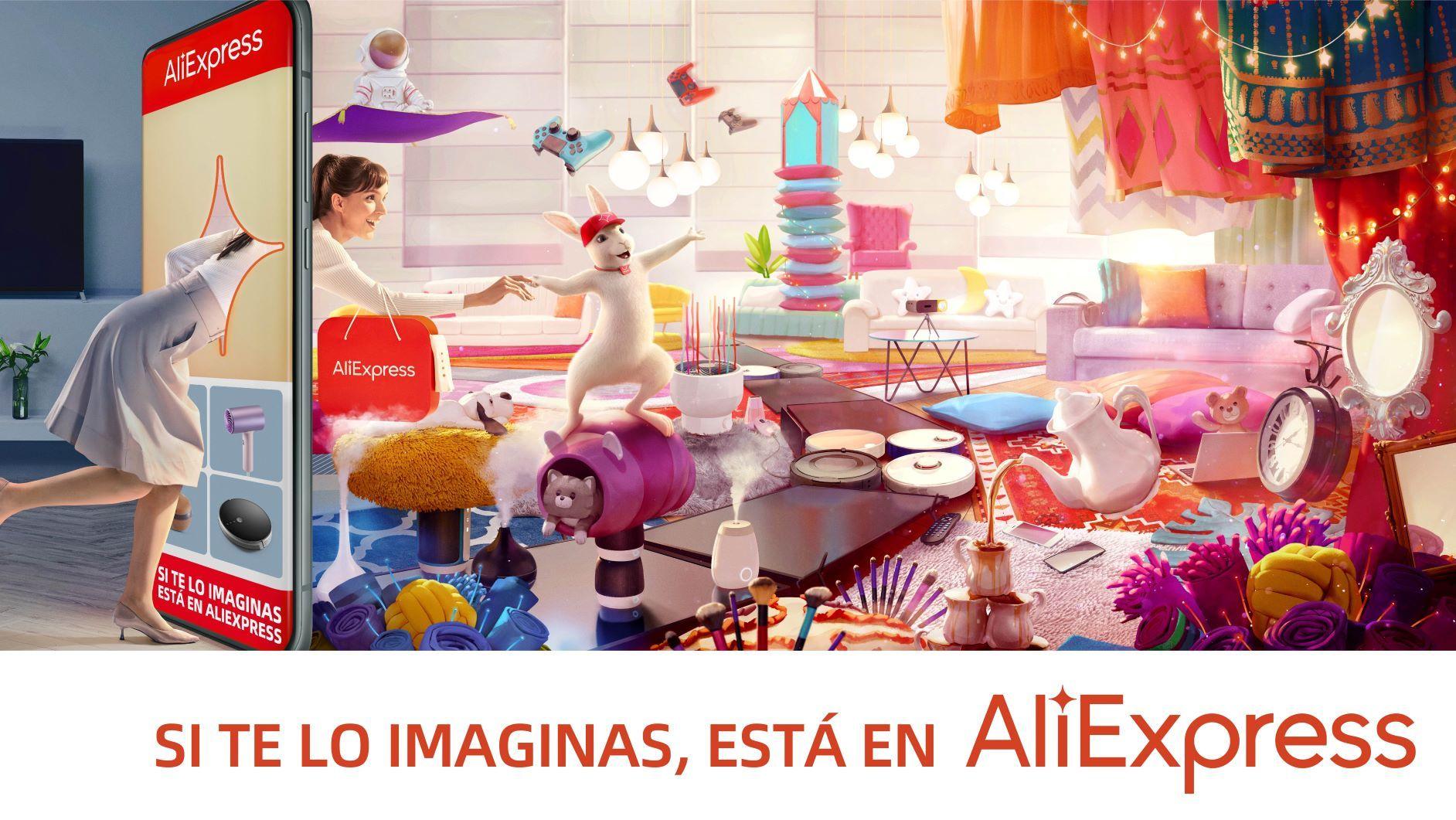 Tecnología aplicada al ocio y entretenimiento en familia, al alza en hogares españoles, según Aliexpress
