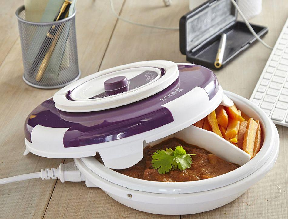 Ventajas de los tuppers eléctricos para comer fuera de casa según Tuppers.top