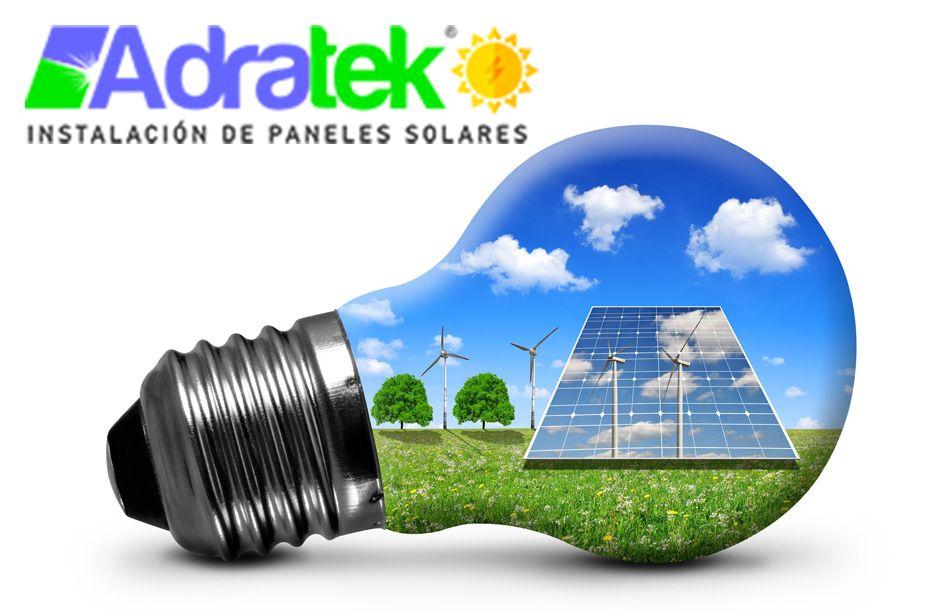 Ventajas y desventajas de las placas solares, por ADRATEK