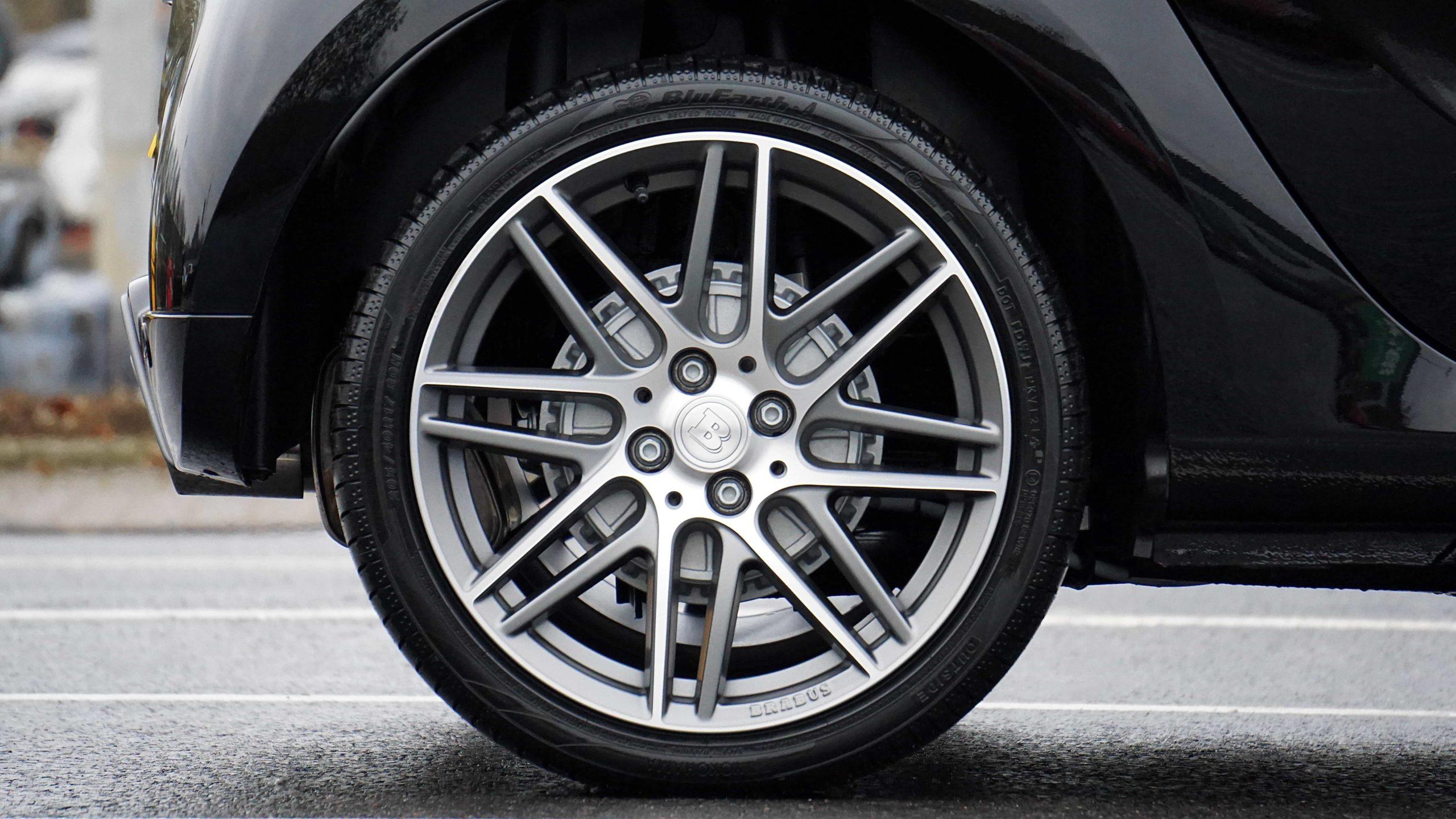 ¿Cómo saber cuándo se deben cambiar las ruedas de un coche? Por ruedas.cc