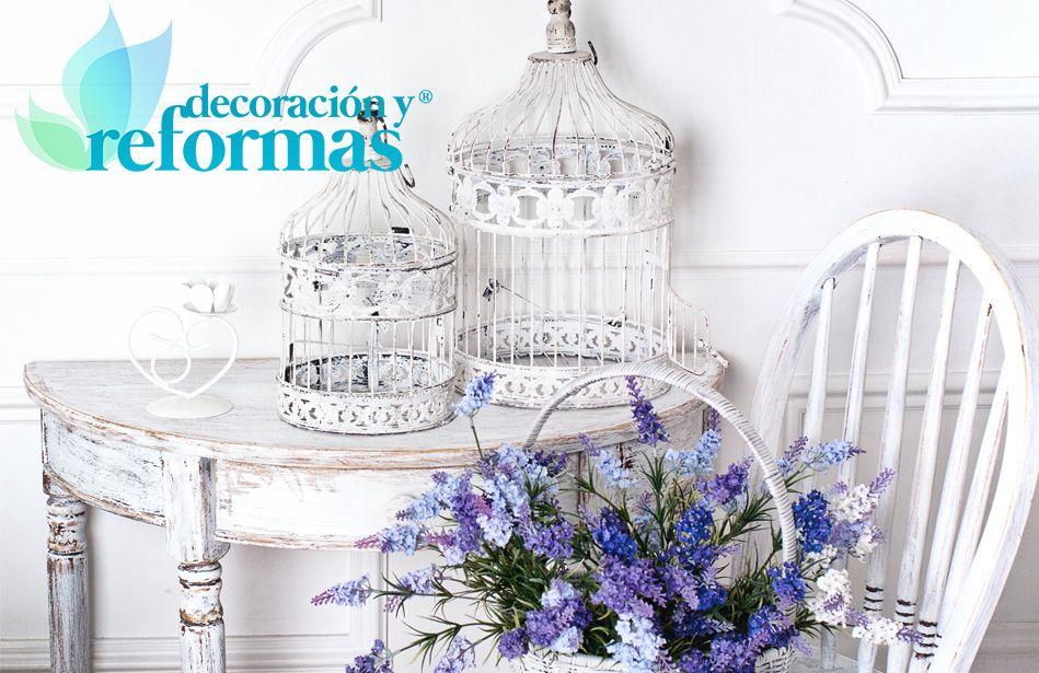 ¿Cuáles son las tendencias decorativas para esta primavera? Por DECORACIÓN Y REFORMAS