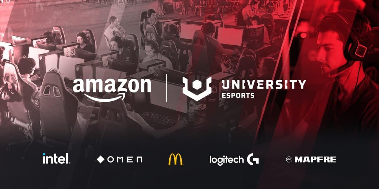 Con la incorporación de Alemania y Francia, Amazon UNIVERSITY Esports se consolida como la Liga Universitaria de Esports más importante de Europa