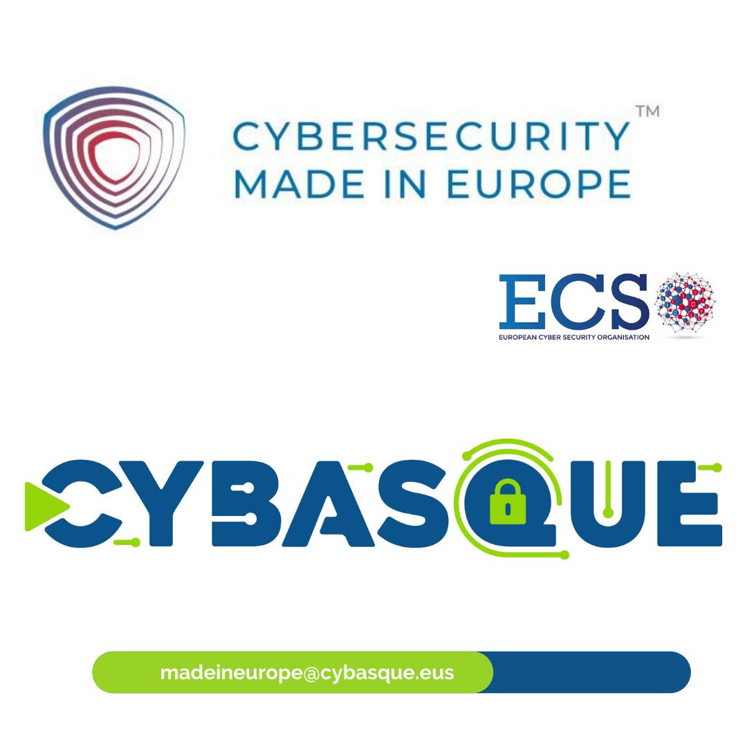"""Cybasque, primera entidad de Iberia que podrá emitir el sello """"Cybersecurity Made in Europe"""""""