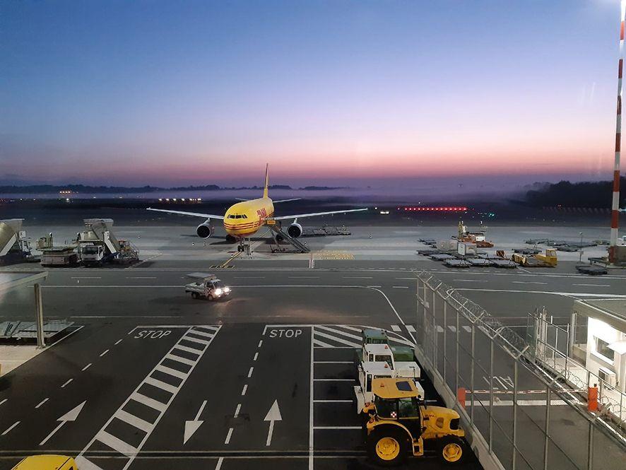 DHL Express abre un nuevo Hub en el aeropuerto de Malpensa