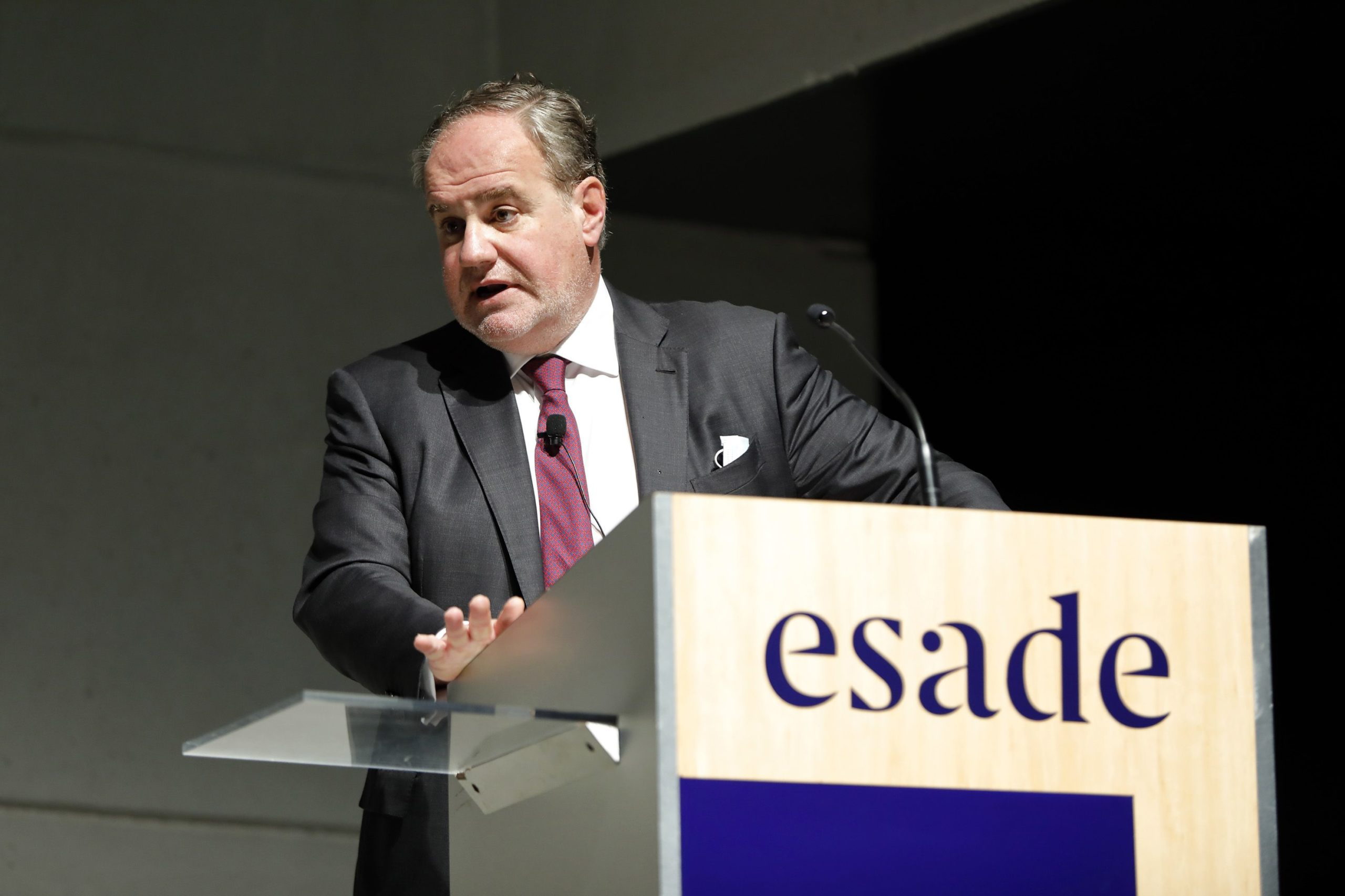 """Demetrio Carceller Arce: """"La sostenibilidad va a ser un vector fundamental de recuperación y crecimiento"""""""