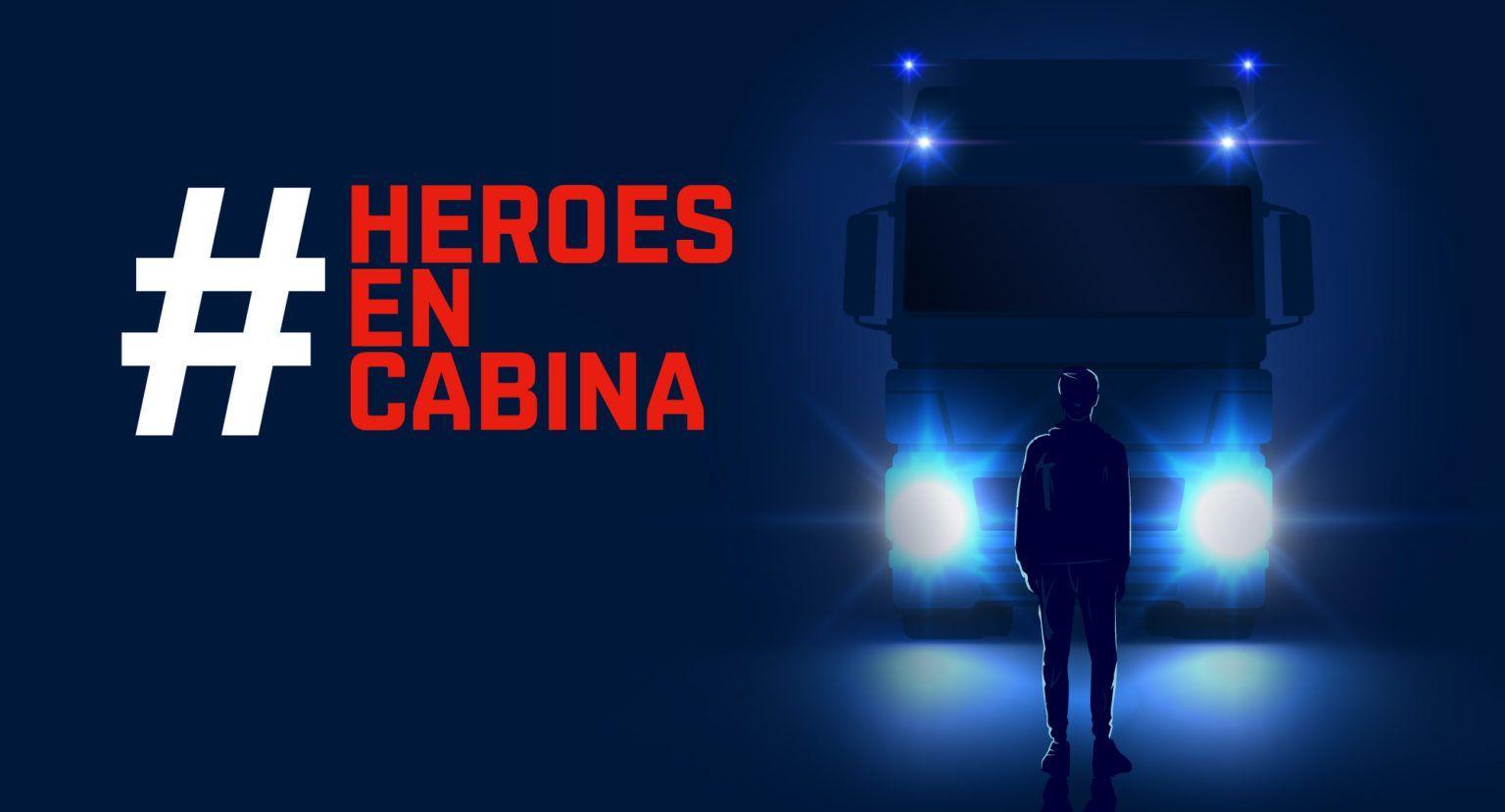 El Mosca lanza la campaña #heroesencabina para homenajear la labor de sus camioneros durante la pandemia