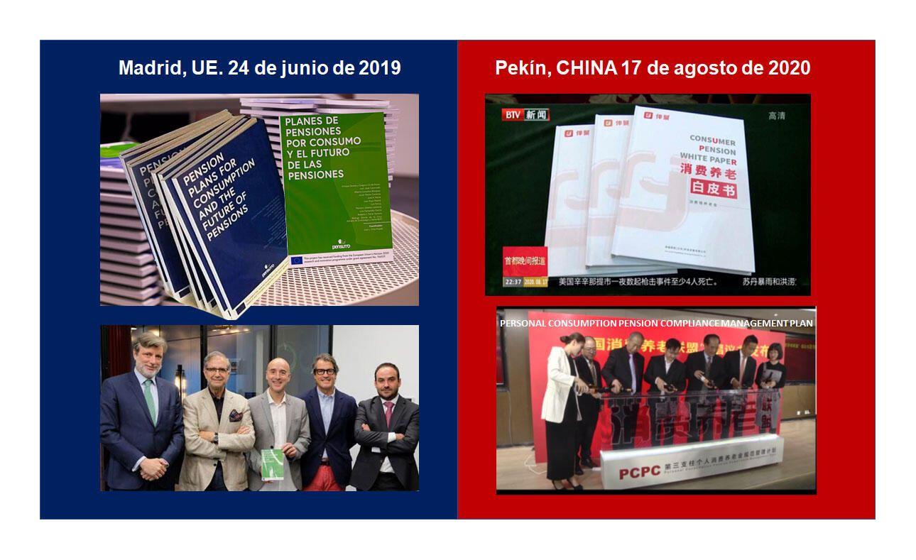 La pensión por consumo, una realidad en China. Informe Pensumo