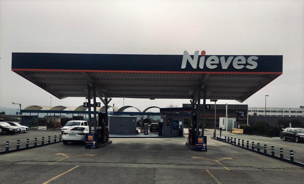 NIEVES Energía amplía su red de estaciones de servicio en Esparreguera (Barcelona)