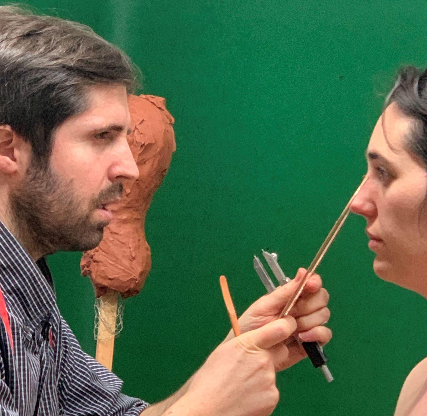 Pedro Quesada; un referente en el mundo de la escultura en nuestro país