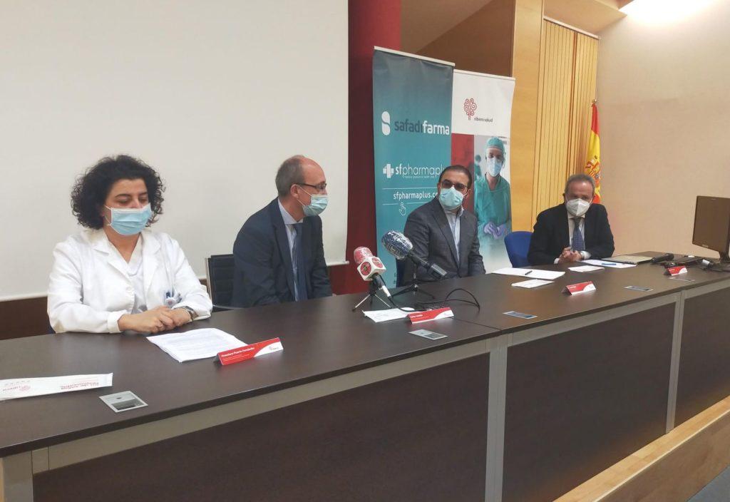 Foto de Ribera Salud valida la eficacia del test rápido de antígeno