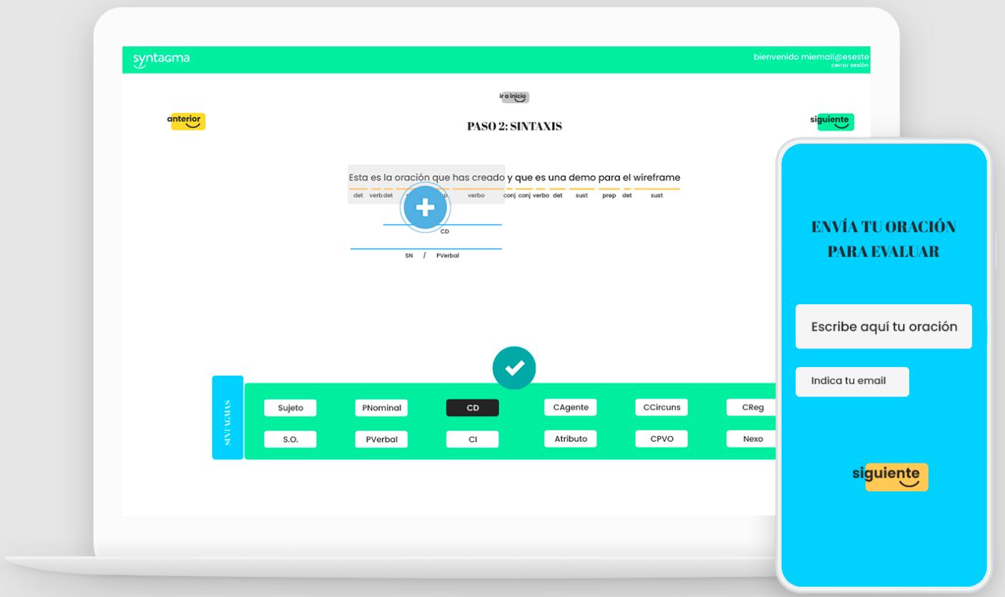 Syntagma Digital lanza un analizador sintáctico on-line y automático para los alumnos y profesores confinados