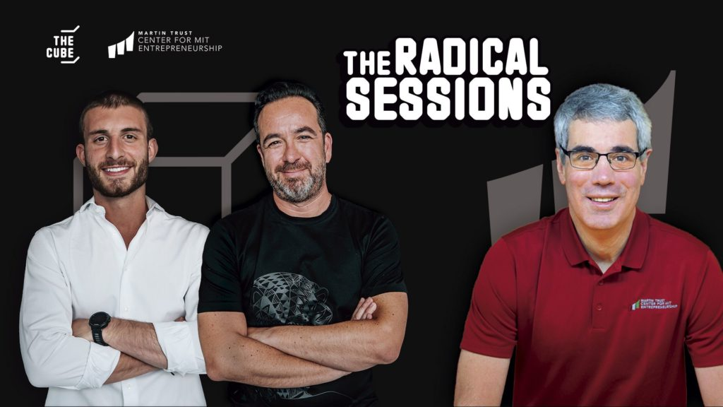 Foto de The Radical Sessions_TheCUBE