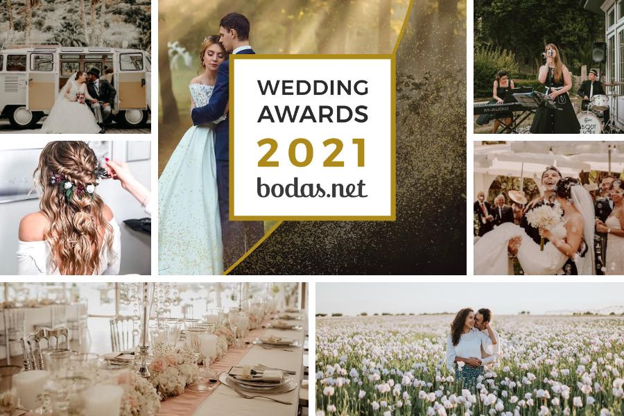 Wedding Awards 2021: estos son los proveedores más valorados del sector nupcial