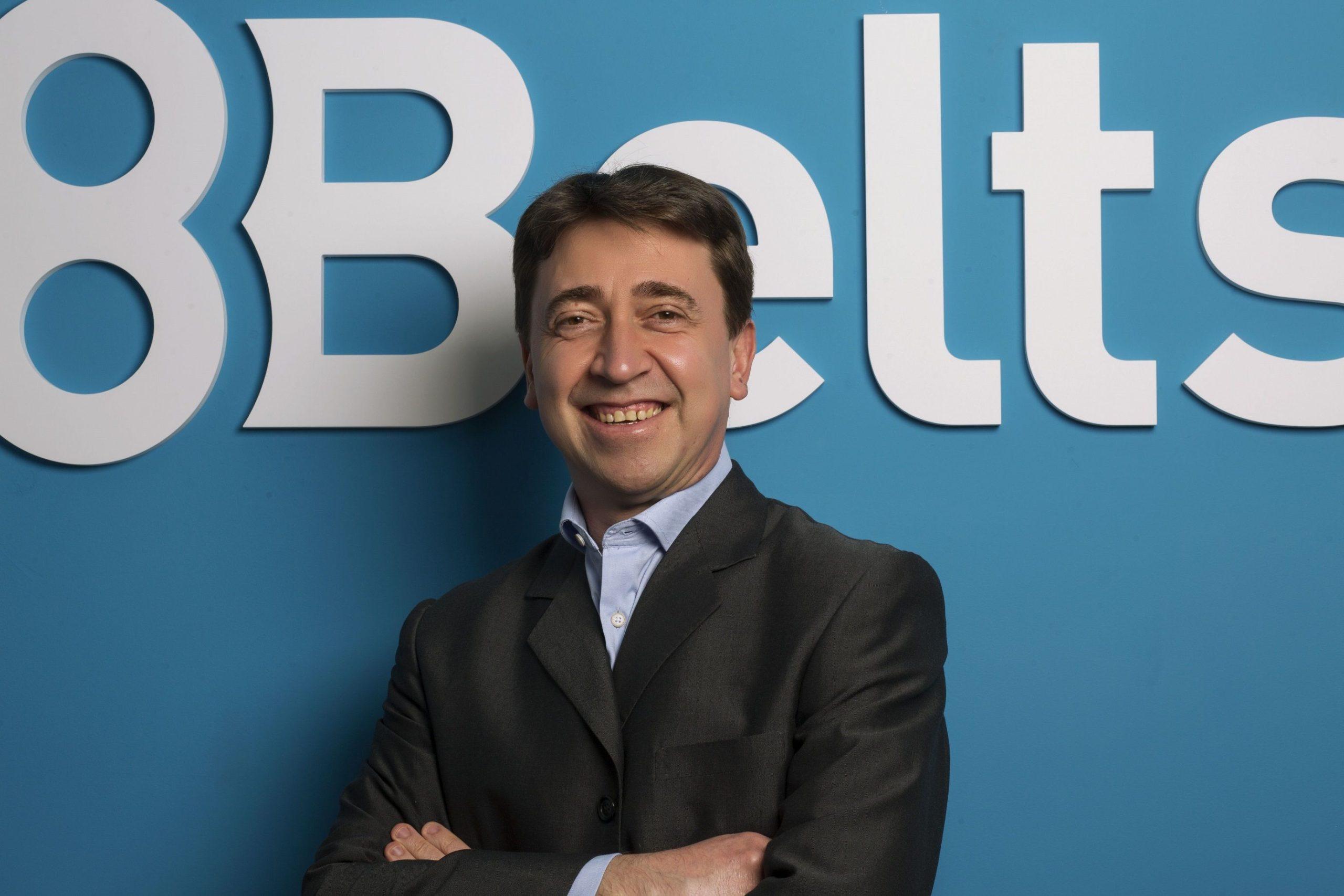 8Belts nombra a Alfonso de Blas Moreno nuevo director financiero