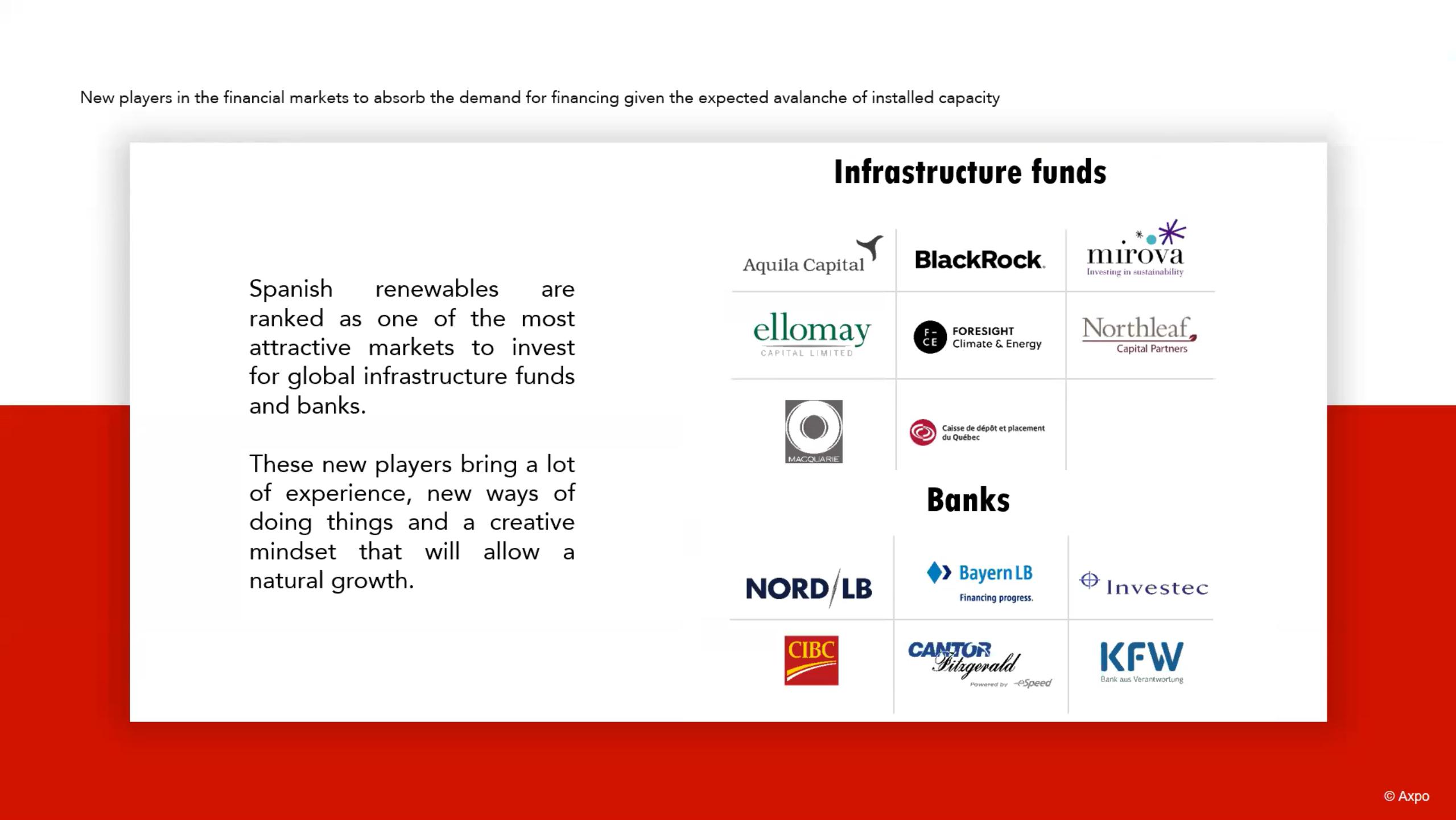 """AleaSoft: """"La inversión para los objetivos del PNIEC puede venir de fondos de inversión internacionales"""""""