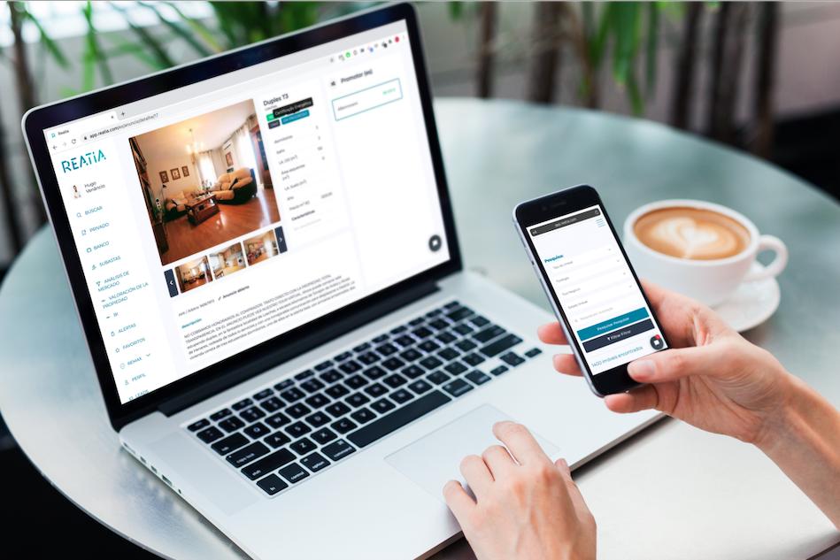 Cada vivienda en venta o alquiler se repite 10 veces de media en los anuncios de internet
