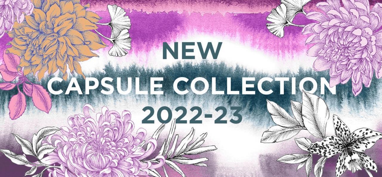Colección Cápsula 2022 – 2023: más estilo entre colecciones