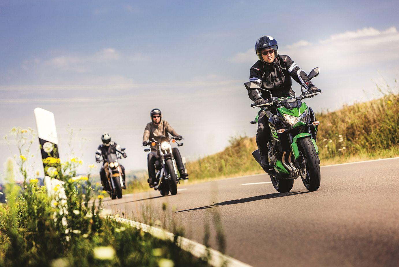 Consejos DEKRA para la temporada de las motos