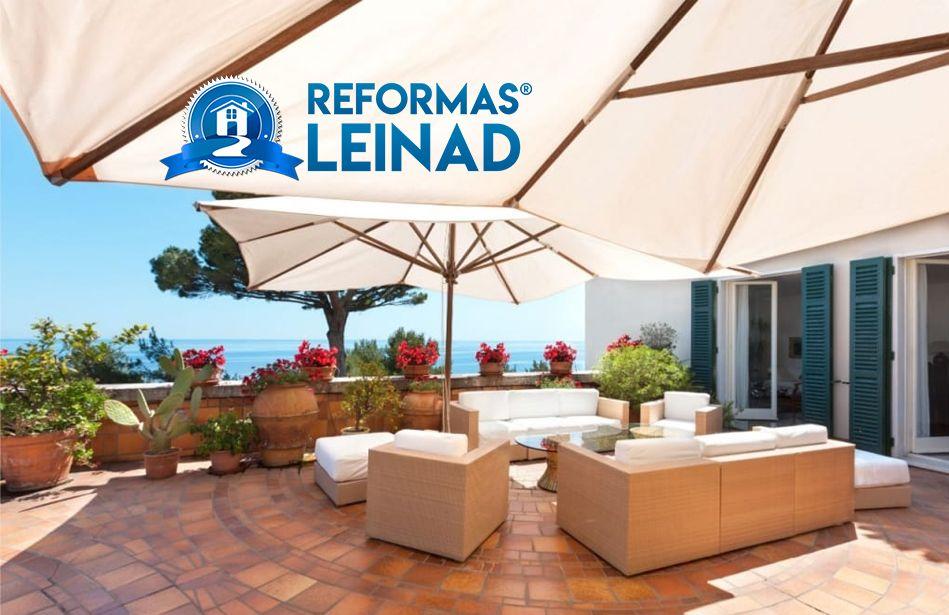 Consejos para reformar una terraza, por REFORMAS LEINAD