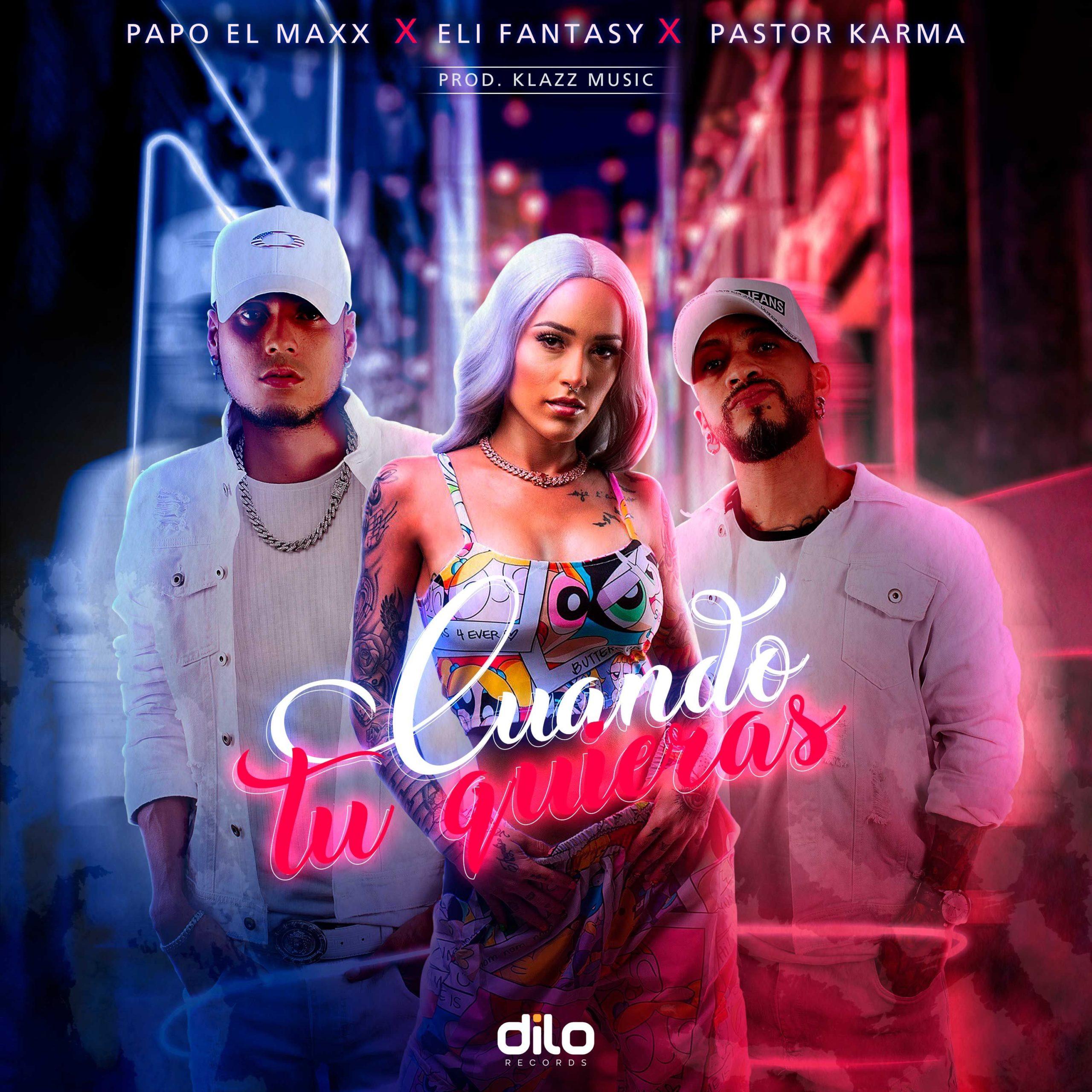 'Cuando Tú Quieras' cruza fronteras con Dilo Records