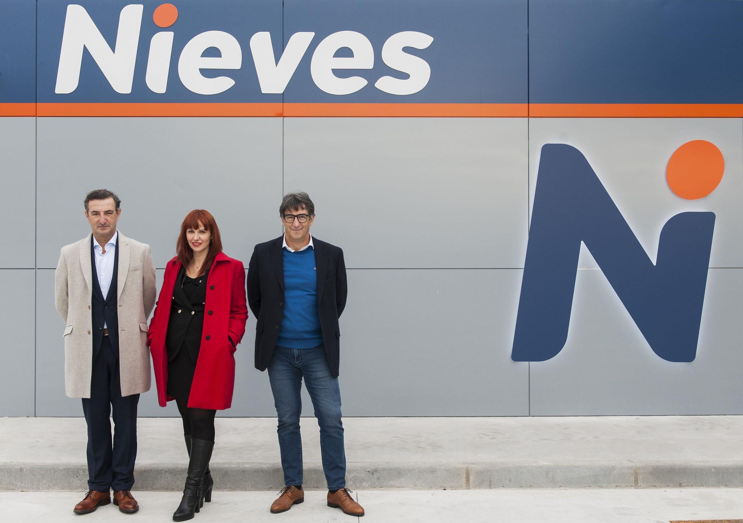 De Grupo Petronieves a Grupo Nieves, una familia de energías