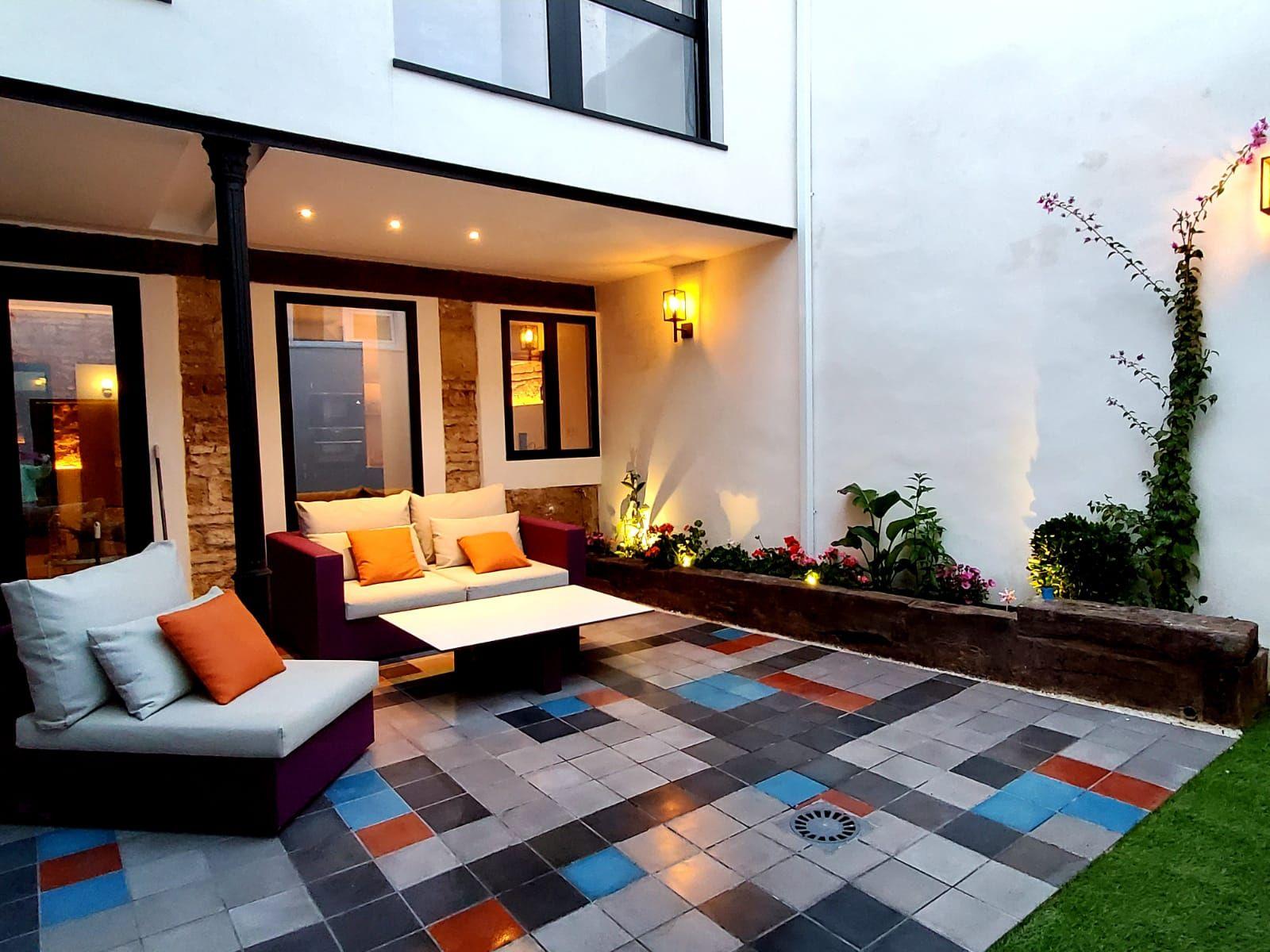 Dimensi-on presenta algunos trucos para decorar terrazas