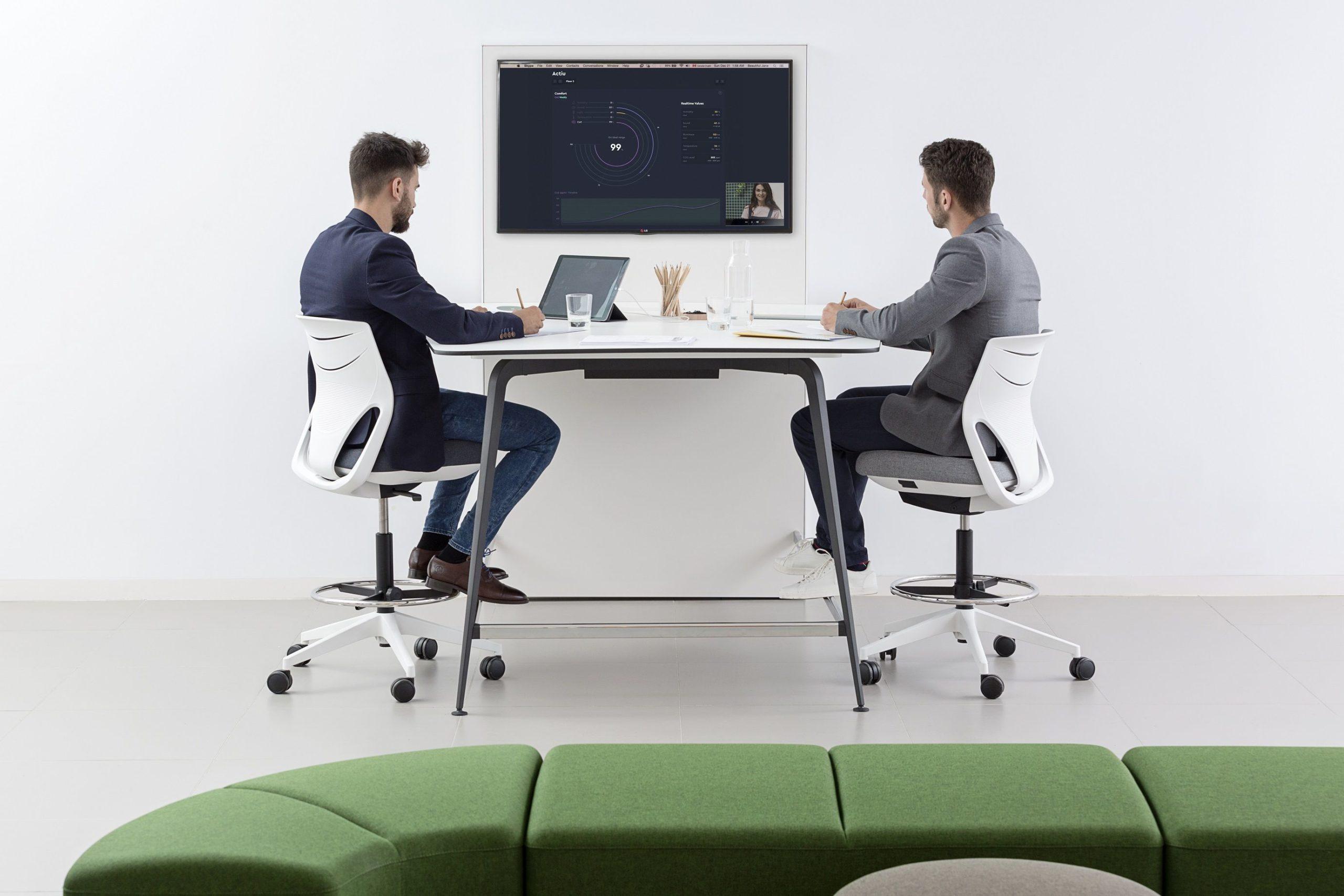 El 62% de los españoles prefiere utilizar una forma mixta oficina-casa para trabajar ante el fin del estado de alarma