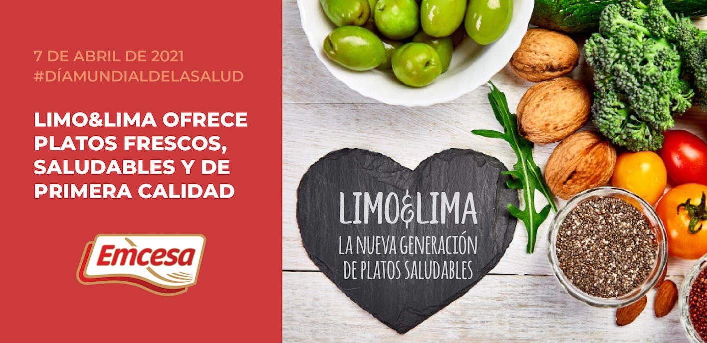 Emcesa celebra el Día Mundial de la Salud con Limo&Lima