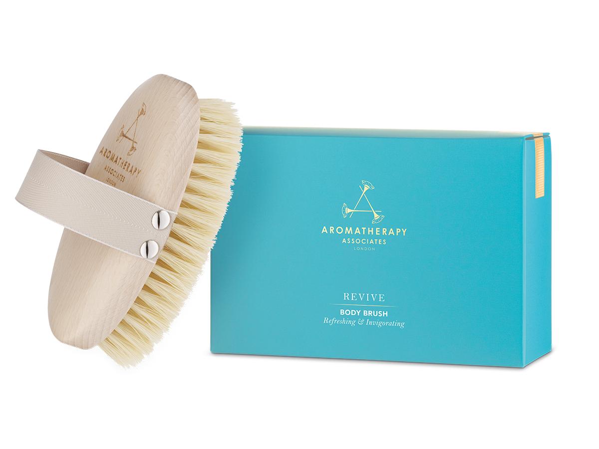 Exfoliación de primavera al estilo Gwyneth Paltrow: Dry Brushing