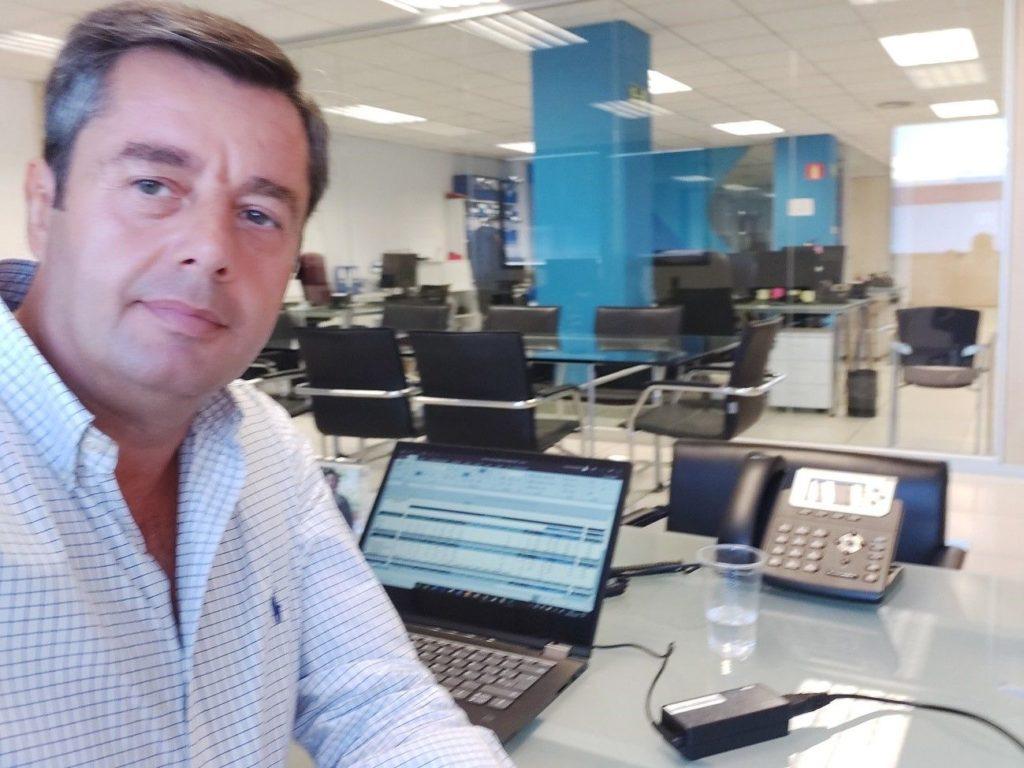 Foto de Francisco Moreno Director General Excom