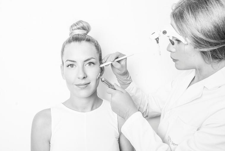 La Dra. Fercasy explica las bondades del láser Fotona 4D, lifting facial sin cirugía