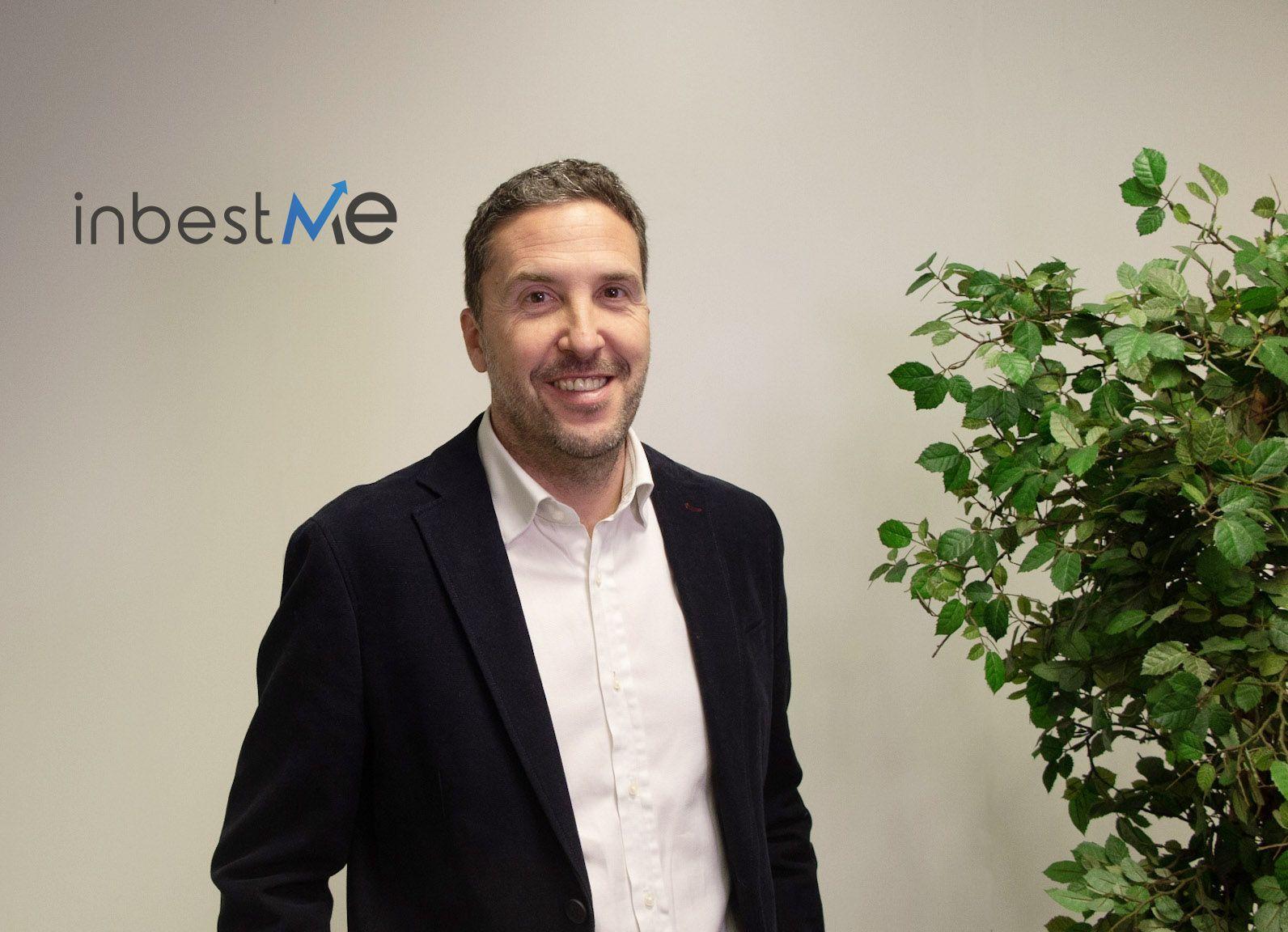 Luis Valero, nuevo Director Financiero y de Operaciones del Robo Advisor inbestMe
