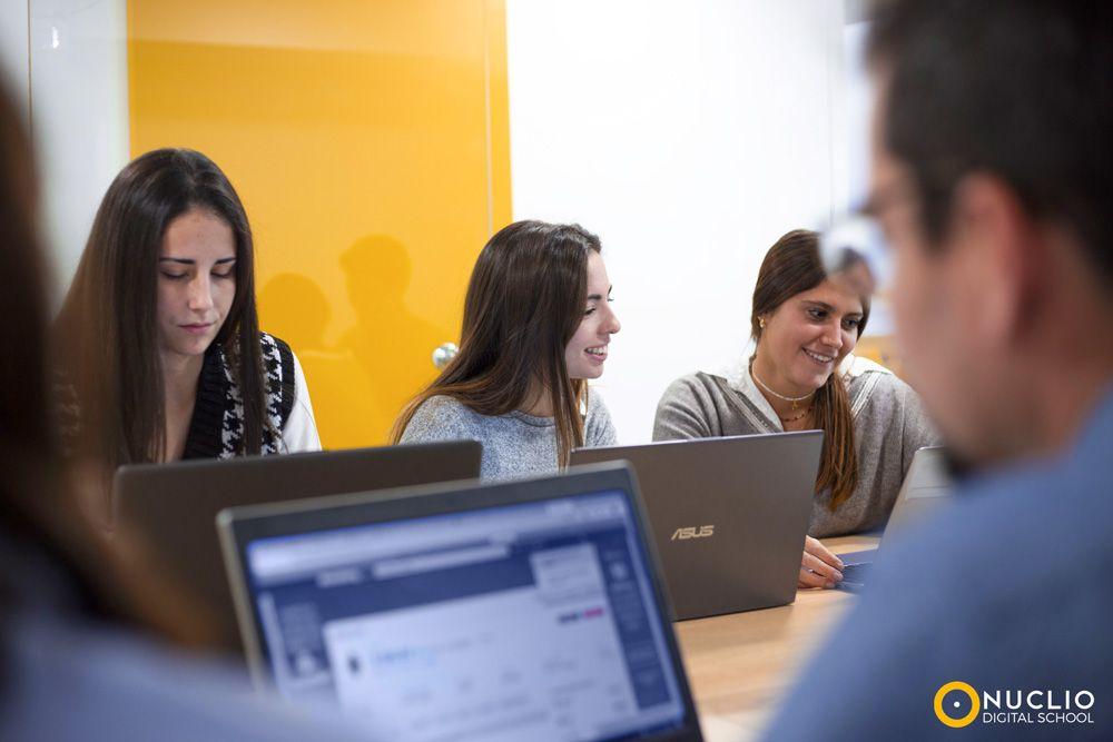 Nuclio Venture Builder invierte 50.000€ en becas para impulsar la nueva generación de talento digital