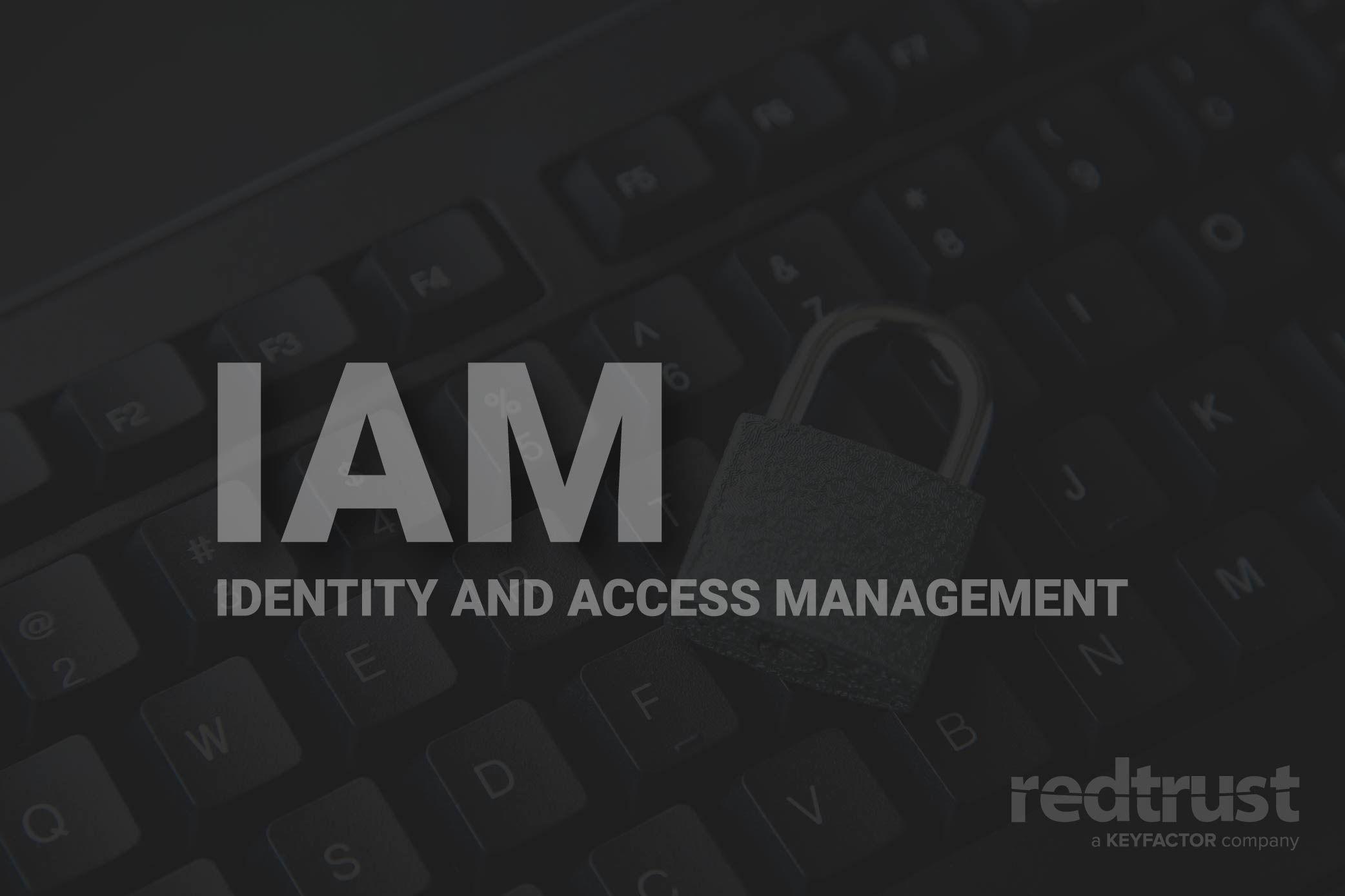 Redtrust impulsado por las nuevas tendencias en las estrategias de gestión de accesos e identidad