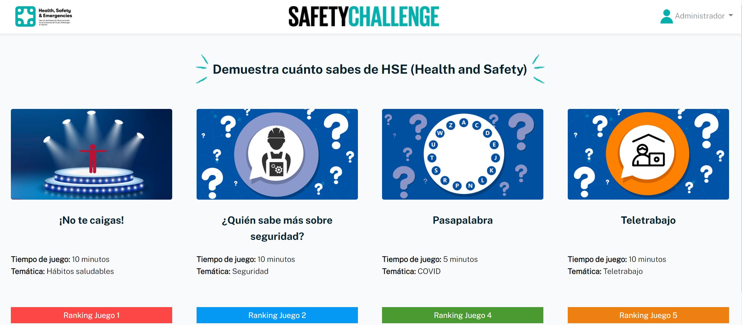 SEAT S.A. confía en PrevenControl para su Healthy Week virtual