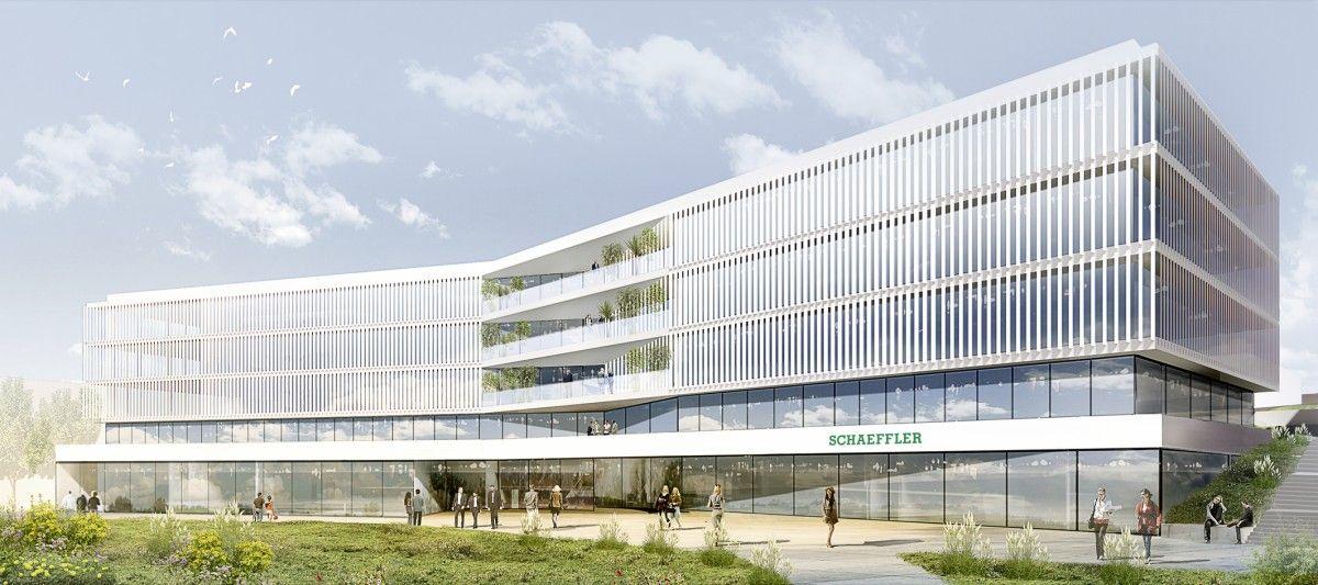 Schaeffler construirá un complejo de laboratorios de última generación en el campus de Herzogenaurach