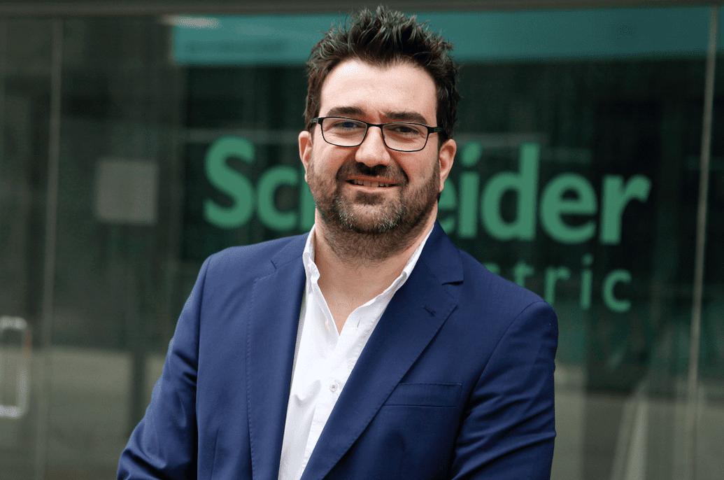Schneider Electric nombra a Javier Arbués Director de Distribución Eléctrica para Iberia