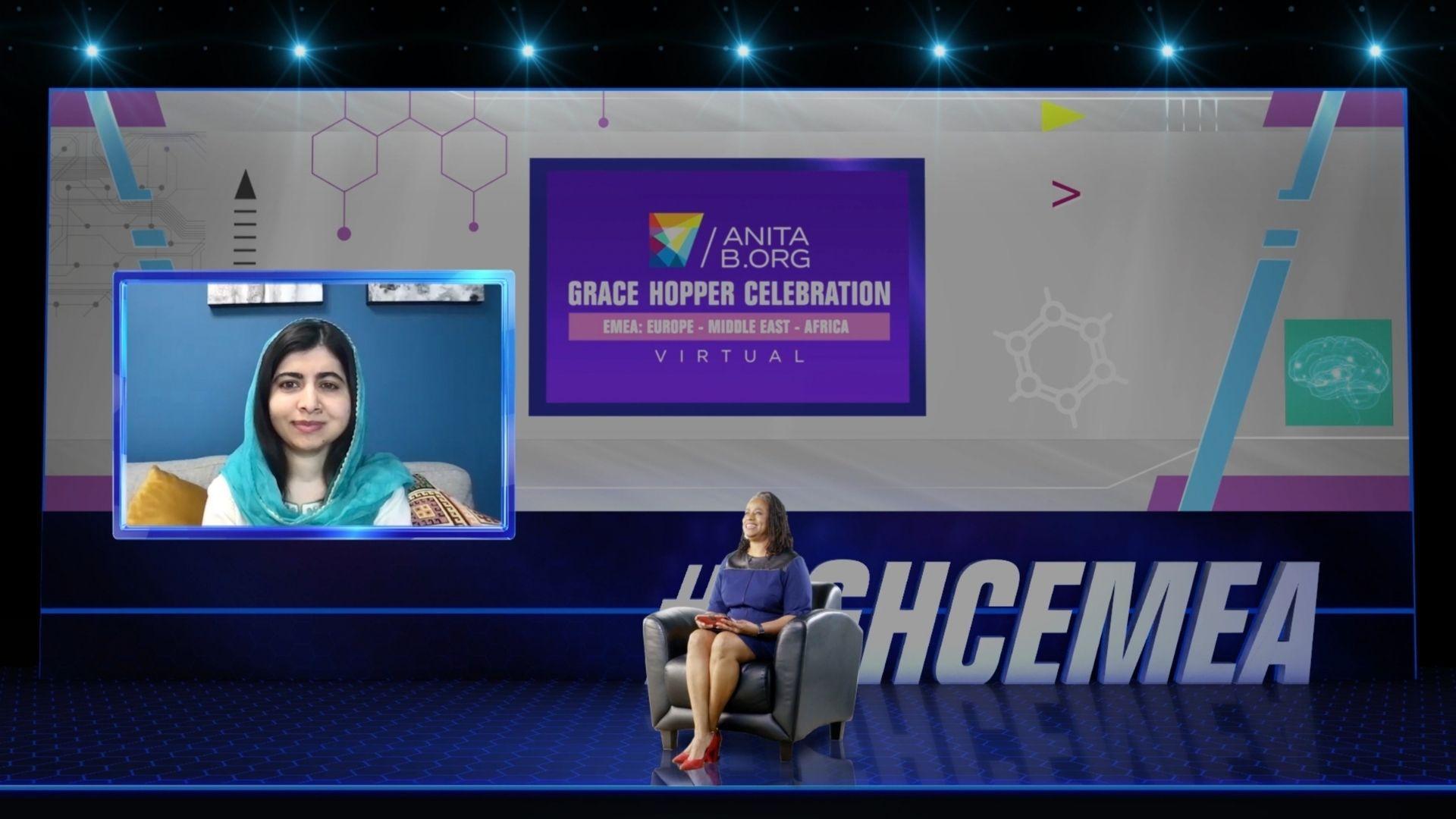 AnitaB.org agradece a todos los asistentes, ponentes e invitados su participación en la primera Virtual Grace Hopper Celebration EMEA